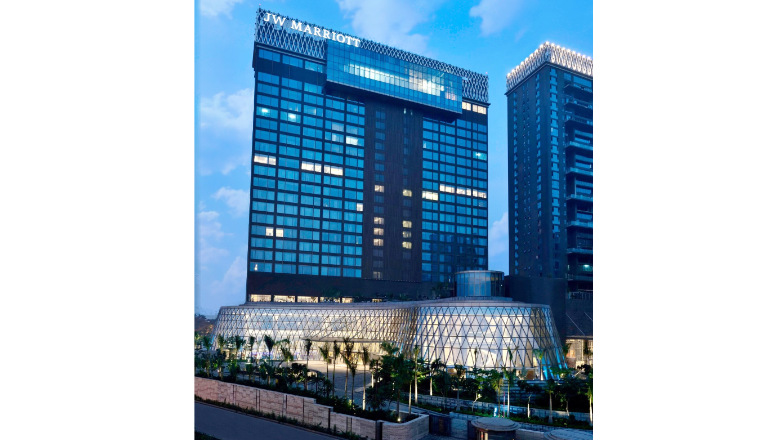 JW marriott hotel kolkata