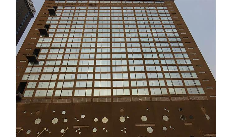 Hotel facades india