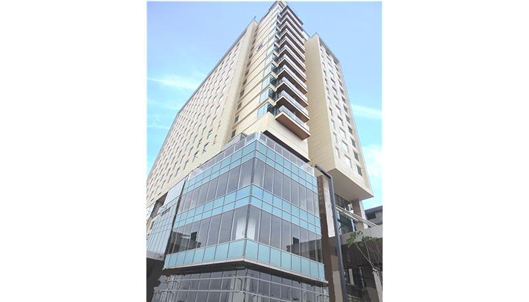 hotel facades