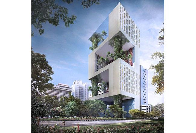 hotel facades singapore