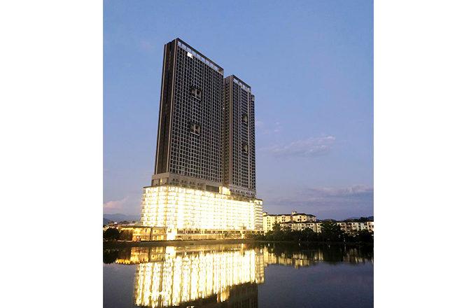 Malaysia facades