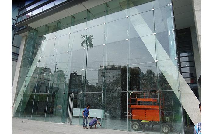 Best-glass-facade