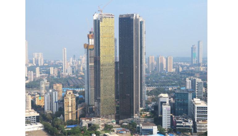 Luxury-residential facade