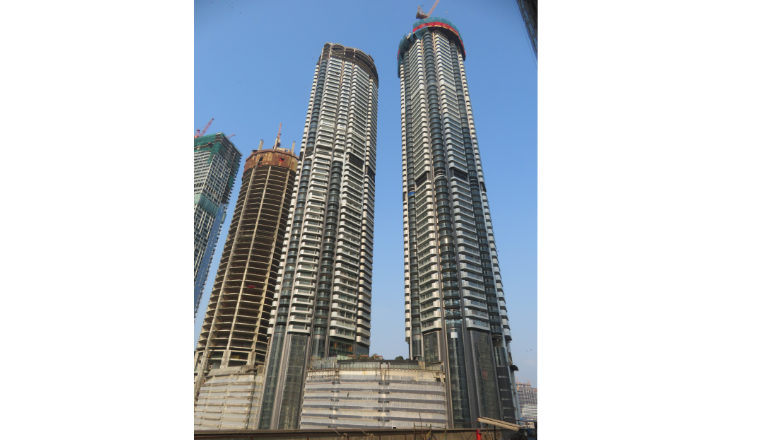 Tall residential towers