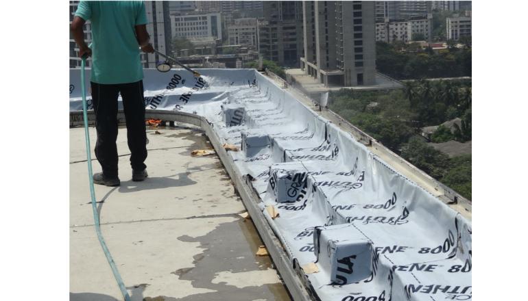 roof leakage repair