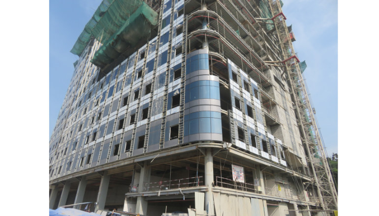commercial facades