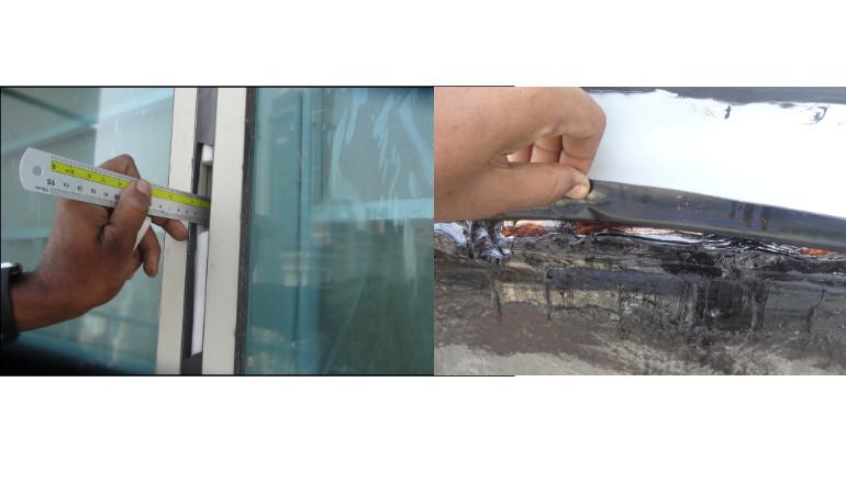 glazing repair solutions