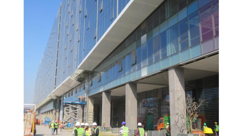 commercial building gurgaon