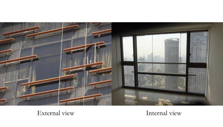 high rise facades