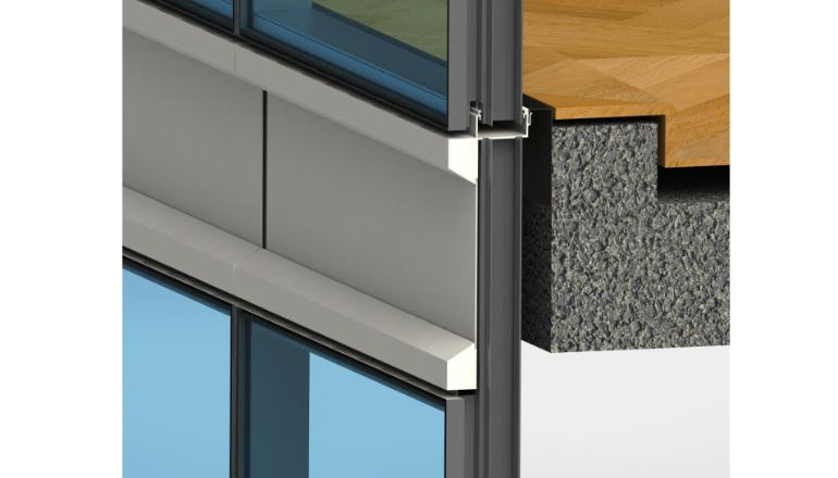 3d glazing details