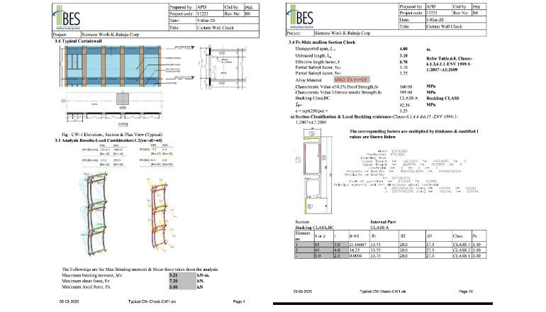 facade engineering