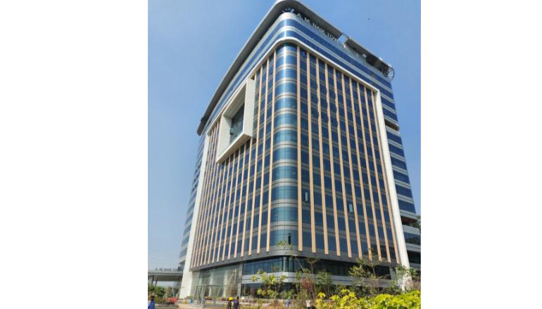 AM Naik tower mumbai