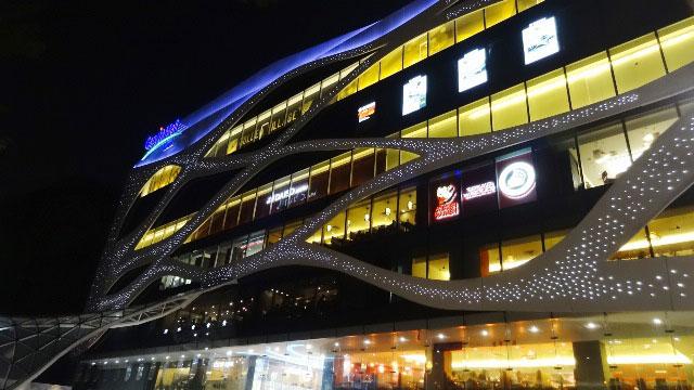 singapore facades
