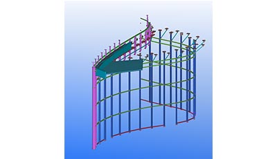 steel building fabrication
