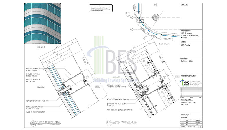glass facade designs