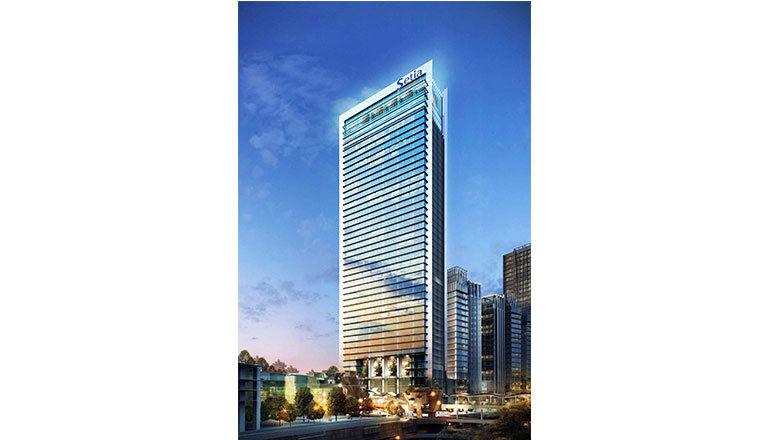 commercial facades Malaysia