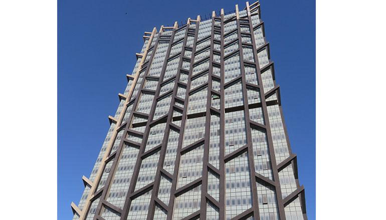 commercial facades india